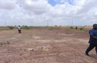 Terrain nu de 1600 m² – Zone A1 Extension