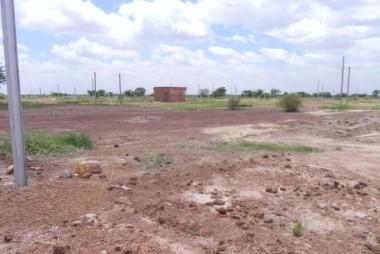 Terrain de plus de trois (03) hectares (30 000 m²) –  Gargin non loin du l'hôpital Blaise Compaoré