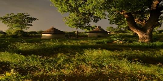 Un terrain d'une superficie de 3,3 hectares (extensible à 5 hectares) à KOUBRI